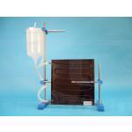 Colector solar térmico plano