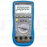 Multímetro digital autorrango, RS232