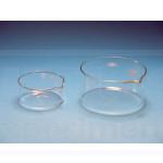 Cristalizador con pico, 100 mmØ