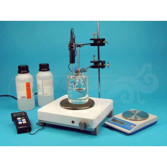 Dilatación térmica de líquidos