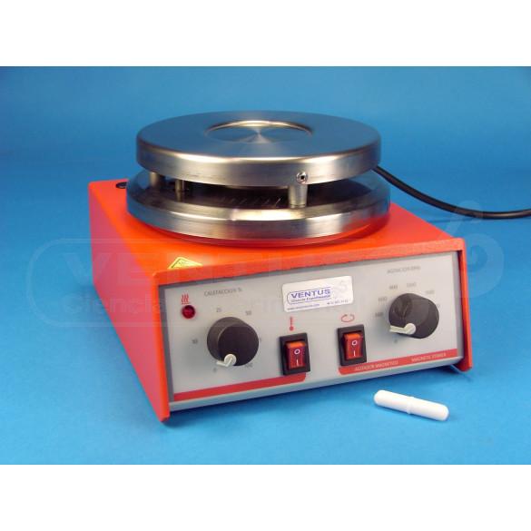 Agitador magnético con calefacción, 10 l