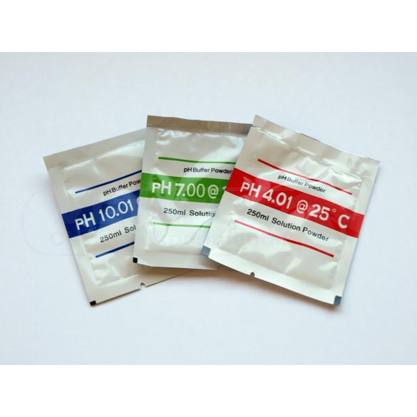Soluciones de calibración pH