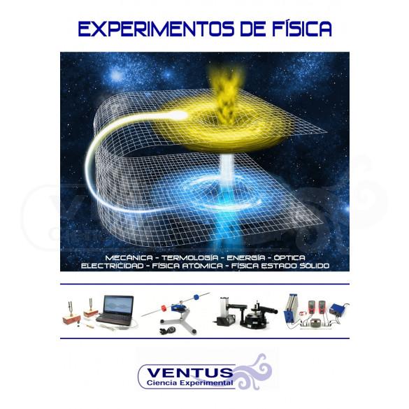 Catálogo de experimentos de física