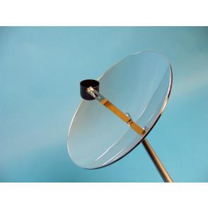 Colector solar térmico parabólico