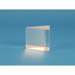 Prisma equilátero de vidrio