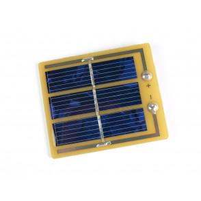 Célula solar fotovoltaica  1,5 V