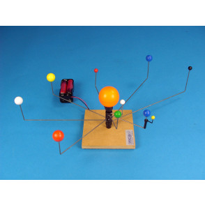 Sistema solar pequeño