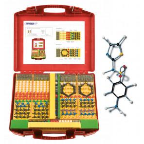 Equipo modelos moleculares Orgánica/Inorgánica