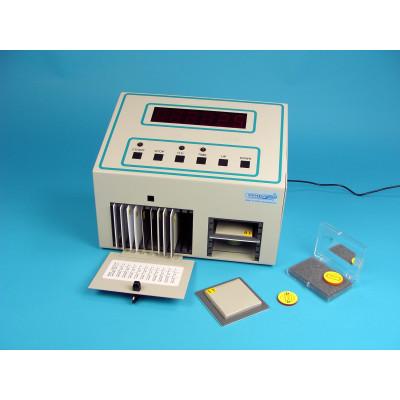 Laboratorio radiactividad básico
