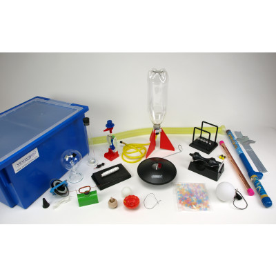 Kit de física fascinante