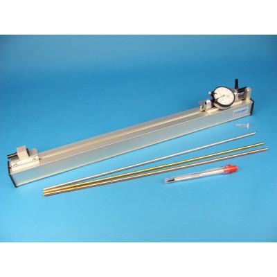 Aparato dilatación térmica de sólidos