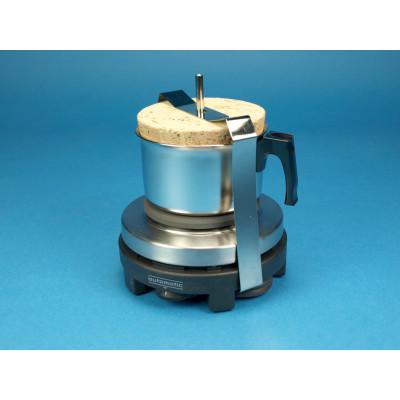 Generador de vapor con placa calefactora