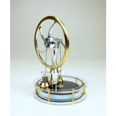 Motor Stirling  baja temperatura