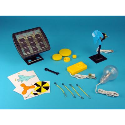 Kit de energía fotovoltaica