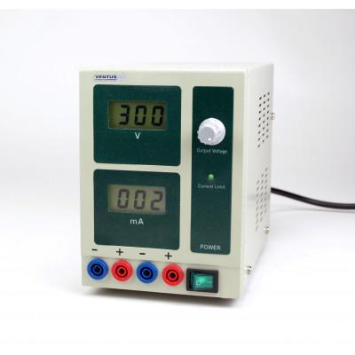 Fuente alimentación 0-300 V