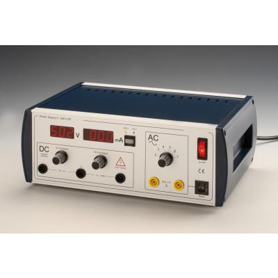 Fuente alimentación 0-500V