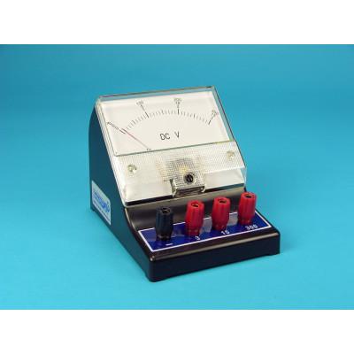 Voltímetro analógico