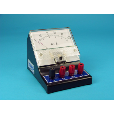 Amperímetro analógico