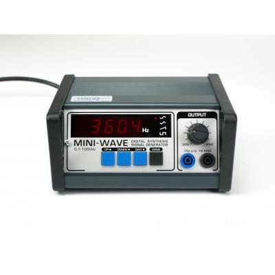 Generador de funciones amplificado 100 kHz