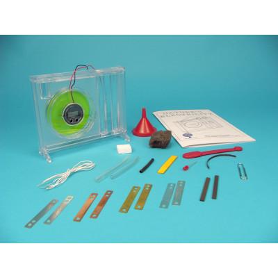 Kit de electroquímica