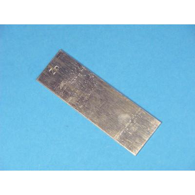 Electrodo de Zn