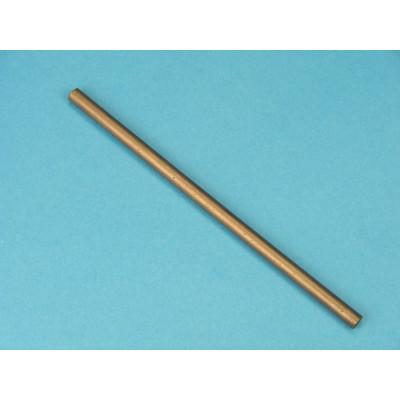 Electrodo de C varilla