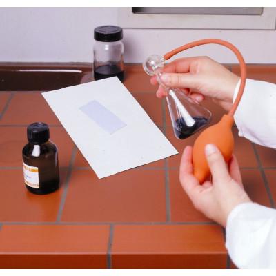 Equipo cromatografía A TLC Fármacos