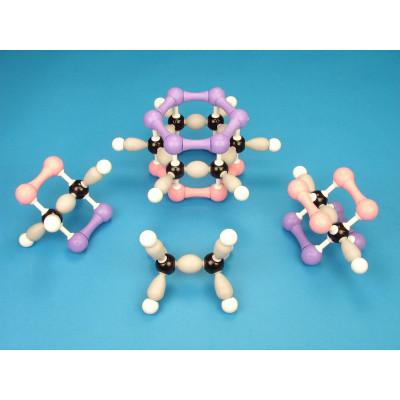 Modelos orbitales moleculares orgánica