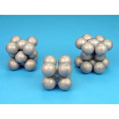 Redes cristalinas metálicas