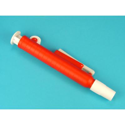 Aspirador para pipetas 0-25 ml