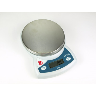 Balanza digital 200 g / 0,1 g