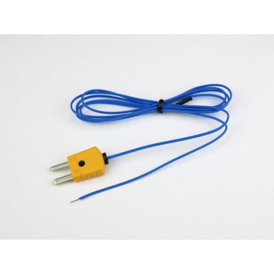 Sonda de temperatura tipo K de cable