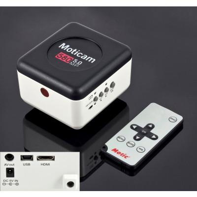 Cámara digital/analógica MOTICAM 580