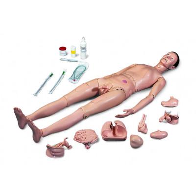 Muñeca para prácticas de enfermería I