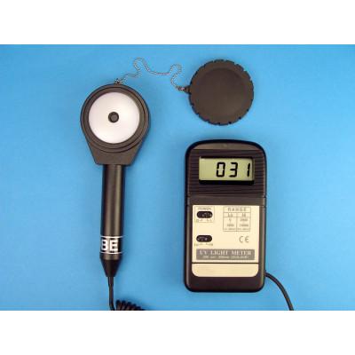 Medidor de radiación ultravioleta