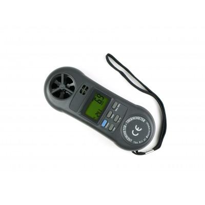 Termo-anemómetro digital