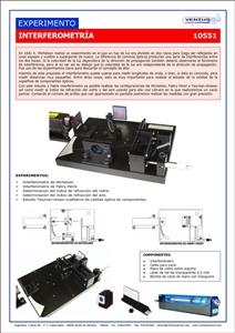 10551 Interferometria