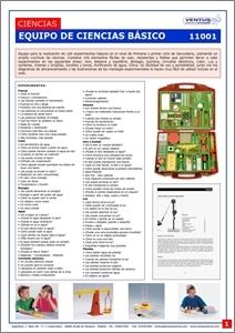 11001 EQUIPO DE CIENCIAS BASICO