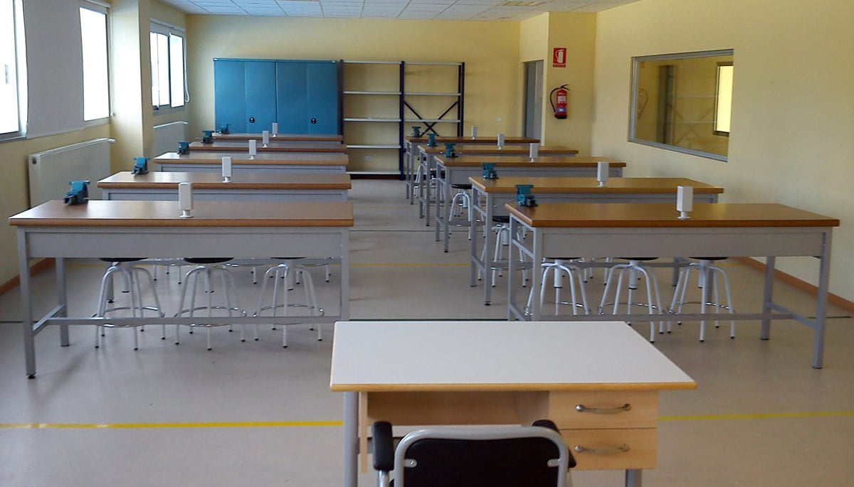 Mobiliario Aula Tecnología