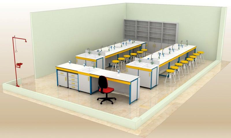 Mobiliario a medida 3D
