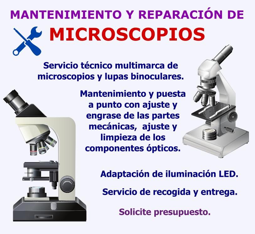 Reparacion_mantenimiento_microscopios